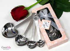 Valentine's Day gift idea - love beyond measure measuring spoons