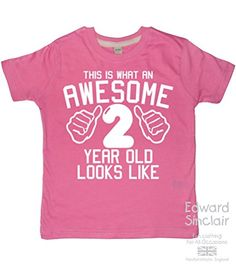 This T Shirt Is A Perfect Birthday Gift For All Those Awesome 9 Year Olds