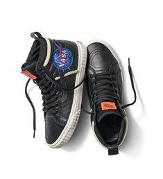 f111ac9dcd Vans x Space Voyager Sk8-Hi 46 MTE DX Black Shoes. High Top ...