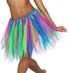 Heck yes! Multi-Color Neon TuTu