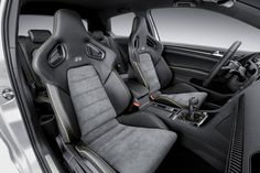 Volkswagen Golf R 400 Study