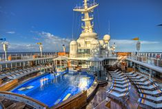 Disney Magic Ship Decks | the deck of the disney magic cruise ship