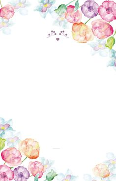 More than 3 million PNG and graphics resource at Pngtree. Find the best inspiration you need for your project. Watercolor Border, Watercolor Flowers, Watercolor Art, Cute Wallpaper Backgrounds, Flower Backgrounds, Cute Wallpapers, Cellphone Wallpaper, Iphone Wallpaper, Background Pictures