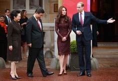 Kate Middleton Photos: State Visit Of The President Of The People's Republic Of China - Day 3