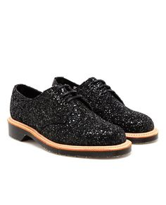 CULT CLASSIC: DR MARTENS - GET YOUR GLITTER ON! - Lester Glitter Brogues