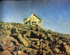 'Kent House' Jamie Wyeth
