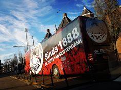 De Spelers Bus Sparta Rotterdam, Van, Vans, Vans Outfit