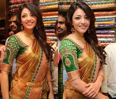 Trendy Mirror Work Blouse Designs For Pattu Sarees Looking for latest mirror work blouse designs to try with your silk sarees? Here are adorable models for you to get inspired and wear it with pattu! Wedding Saree Blouse Designs, Pattu Saree Blouse Designs, Fancy Blouse Designs, Latest Saree Blouse Designs, Blouse Styles, Blouse Back Neck Designs, Saris, Silk Sarees, Latest Pattu Sarees