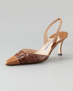 Manolo Blahnik---these are yummy