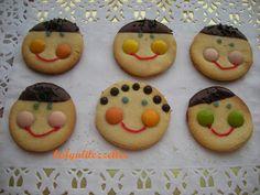 hülyalı lezzetler: Neşeli Kurabiye ( çocuklar için)