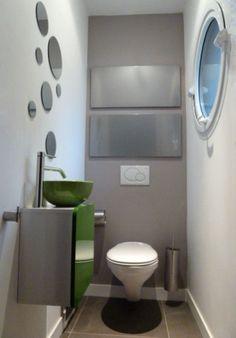 Inspiration #déco Pour Des #WC #moderne Http://www.m