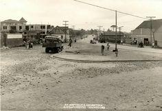 AVENIDA REPÚBLICA ARGENTINA, 1952 - foto de Arthur Wischral