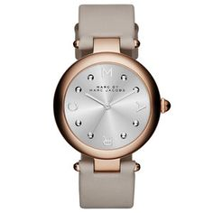 Marc Jacobs Dotty Rose Gold Tone Ladies Watch