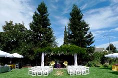 Ainsley House Gardens, Campbell CA When you get married do you want an outside or inside wedding? #408 #AinsleyHouseGardens