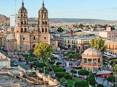 Conoce Durango Mexico.