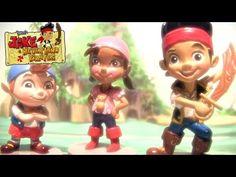 Disney Jr 🌴 Jake and the Never Land Pirates 🌴 Jake Izzy Cubby Disney Jr, Disney Junior, Mr Smee, Rainbow Toys, Frozen Elsa And Anna, Play Sets, Captain Hook, Cubbies, Rapunzel