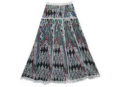 Black Hippie Long Skirt Zig Zag Printed Bohemian Maxi Skirts for Womens Mogul Interior,http://www.amazon.com/dp/B00CRWCI40/ref=cm_sw_r_pi_dp_zuNjsb1XPFWMHVPD