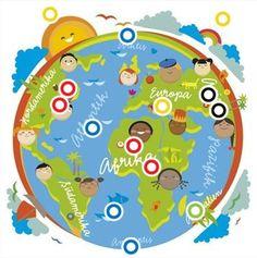 Onze wereld by juf Ineke