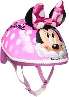 Buy Bell Minnie Ears and Bow Child Multisport Helmet big discount! Only 10 days. Get your Bell Minnie Ears and Bow Child Multisport Helmet now! Cool Bike Helmets, Helmets For Sale, Kids Helmets, Bicycle Helmet, Toddler Bike Helmet, Best Kids Bike, Minnie Mouse Toys, Halloween Disfraces, Cool Toys