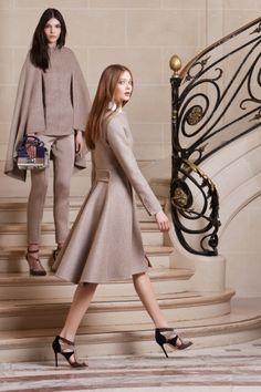 Sfilata Elie Saab Parigi - Pre-collezioni Autunno-Inverno 2014-15 - Vogue