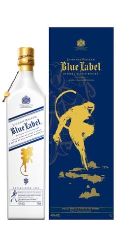 Johnnie Walker Blue Label® Year of the Monkey Limited Edition