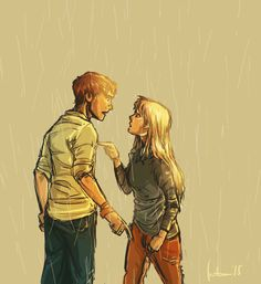 """I chase Gemma outside, and it starts raining out of nowhere. I turn and glare at Everely; she shrugs, and it abruptly stops. """"Why didn't you tell me?"""" Gemma cries. """"Gemma, please. Let me explain..."""" {Mallory Barlow}"""