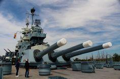 Visiting the Battleship North Carolina in Wilmington - https://www.warhistoryonline.com/military-vehicle-news/visiting-the-battleship-north-carolina-in-wilmington.html