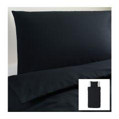 DVALA Komplet pościeli - 150x200/50x60 cm  - IKEA