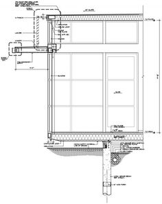 Cantilevered room section 02