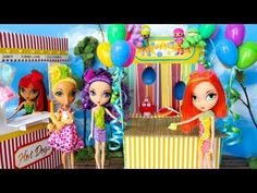 by request: let your dolls have fun with these fabsome carnival games the link for the printable: http://myfroggystuff.blogspot.com/2013/07/fun-doll-and-vide...