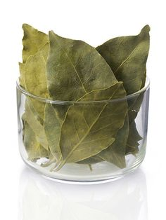 Turkish Bay Leaves: Bay leaves are herbal in aroma, with slight fennel and oregano tones.