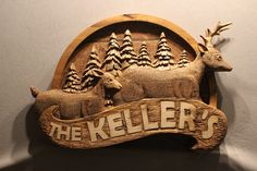 Personalized Wood Signs home sign business by LazyRiverStudio, $800.00