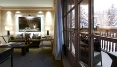 Dream Hotels: Cheval Blanc Courchevel, La Perrière, France #startlemenow #startle #forbestravelguide