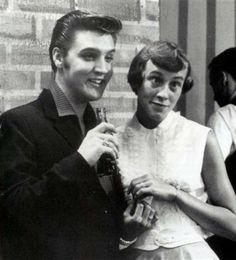 June 16, 1956 ~ Wink Martindale Dance Party -  Elvis Presley   WHBQ TV in Memphis