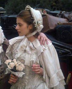 Nastassja Kinski as Tess 1979 Picnic At Hanging Rock, Nastassja Kinski, Vintage Princess, Princess Aesthetic, Aesthetic Vintage, Costume Design, Pretty Dresses, Vintage Dresses, Flower Girl Dresses
