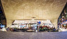 Besiktas Fish Market refurbishment by GAD | urdesign magazine