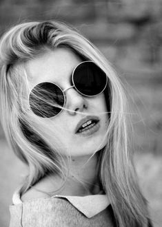 efb3c511acca3 Street style - Molly Smith for Jalouse Magazine June 2013 cheap ray ban  outlet