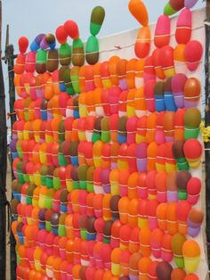 Balloons at Marina Beach,Chennai Balloon Wall, Balloons, Odd Pictures, Marina Beach, Happiness Project, Stay Happy, Chennai, Walls, India