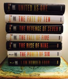 The I Am Number Four Series/ Lorien Legacies