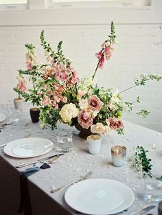 Ready for Spring? These dusty pinks and white blooms will do the trick!