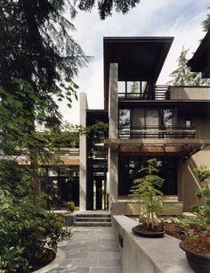 Amazing Modern Home Exterior Modern Contemporary, Suburban House, Live Set, Urban Loft, Concrete Wood, Global Design, Color Pop, Exterior, Architecture