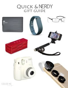 Nerdy Gift Ideas For The Nerds And Techies Gifts Tech Guysgifts