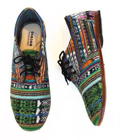 Osborn Shoes, crafted by hand by artisans in Guatemala and individually signed by their maker.