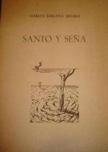 Santo y seña / Marián Bárcena Melero - Torrelavega : Ayuntamiento de Torrelavega, 1990