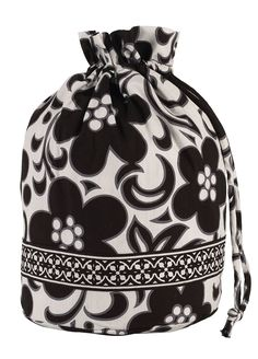 Vera Bradley Ditty Bag In Night and Day *** See this awesome image  : Travel cosmetic bag