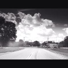Back roads;)