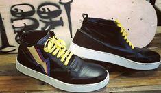 Sneakers fatte a mano personalizzate