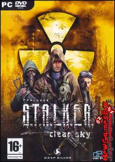 S.T.A.L.K.E.R.: Clear Sky PC Game Free Download Full Version Free
