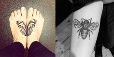 'Hand poked' tattoos: the gorgeous, less painful, intricate designs that are blowing UP