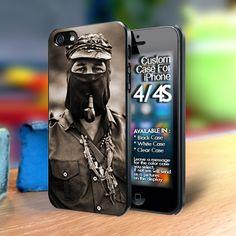 Subcomadante Marcos EZLN Zapatistas Iphone 5 case